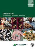 Cover of the book Edible insects