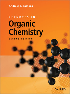 Couverture de l'ouvrage Keynotes in Organic Chemistry