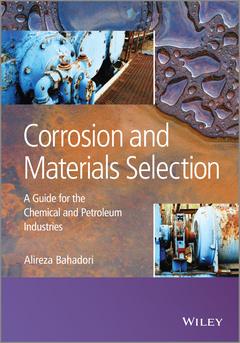 Couverture de l'ouvrage Corrosion and Materials Selection