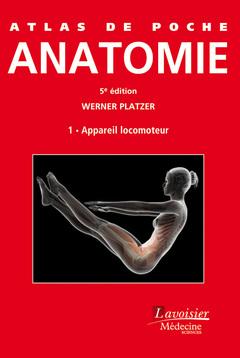 Couverture de l'ouvrage Atlas de poche Anatomie Volume 1