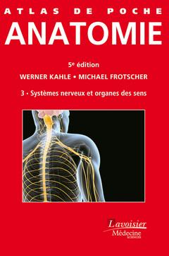 Couverture de l'ouvrage Atlas de poche Anatomie - Volume 3 (5 ° Éd.)
