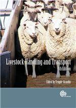 Couverture de l'ouvrage Livestock Handling and Transport