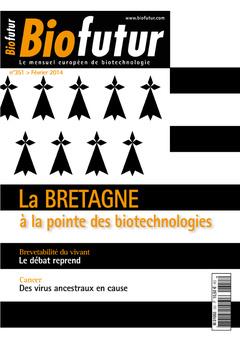 Couverture de l'ouvrage Biofutur N° 351 (Février 2014)