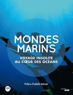 Couverture de l'ouvrage Mondes marins