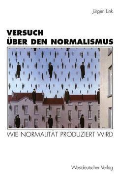 Couverture de l'ouvrage Versuch über den Normalismus