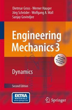 Couverture de l'ouvrage Engineering Mechanics 3