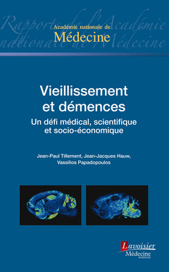 Cover of the book Vieillissement et démences