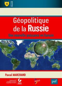 Couverture de l'ouvrage Géopolitique de la Russie