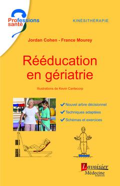 Cover of the book Rééducation en gériatrie