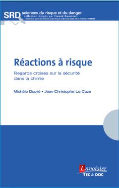 Couverture de l'ouvrage Réactions à risque