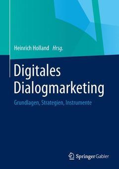 Couverture de l'ouvrage Digitales Dialogmarketing
