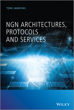 Cover of the book NGN Architectures, Protocols and Services