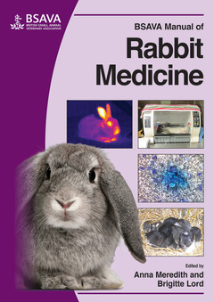 Cover of the book BSAVA Manual of Rabbit Medicine