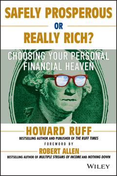 Cover of the book Safely Prosperous or Really Rich