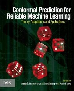 Couverture de l'ouvrage Conformal Prediction for Reliable Machine Learning