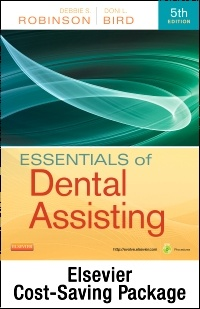 Cover of the book Essentials of Dental Assisting - Text and Workbook Package