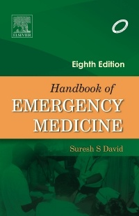 Cover of the book Handbook of Emergency Medicine
