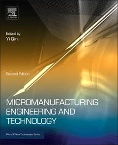 Cover of the book Micromanufacturing Engineering and Technology