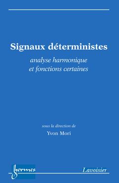 Couverture de l'ouvrage Signaux déterministes