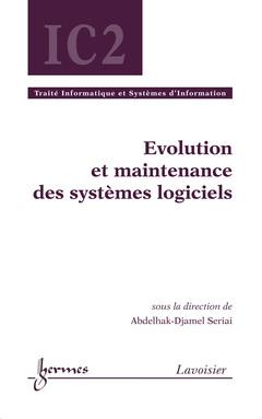 Couverture de l'ouvrage Évolution et maintenance des systèmes logiciels
