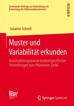 Couverture de l'ouvrage Muster und Variabilität erkunden