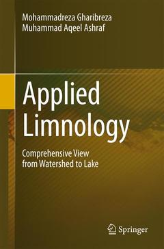 Cover of the book Applied Limnology
