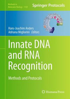 Cover of the book Innate DNA and RNA Recognition