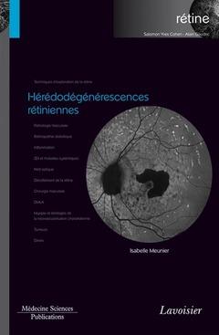Couverture de l'ouvrage Hérédodégénérescences rétiniennes