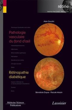 Couverture de l'ouvrage Pathologie vasculaire du fond d'oeil / Rétinopathie diabétique