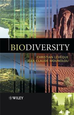 Couverture de l'ouvrage Biodiversity