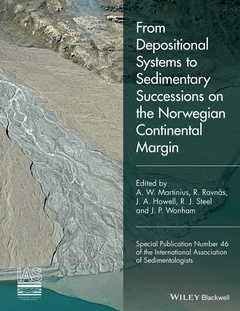 Cover of the book From Depositional Systems to Sedimentary Successions on the Norwegian Continental Margin (IAS SP 46)