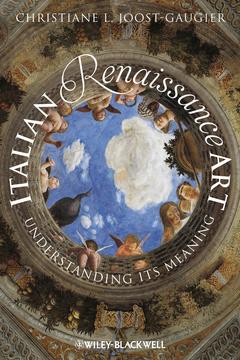 Couverture de l'ouvrage Italian Renaissance Art