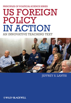 Cover of the book US Foreign Policy in Action
