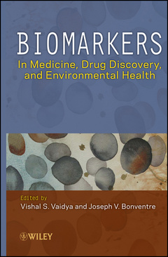 Couverture de l'ouvrage Biomarkers