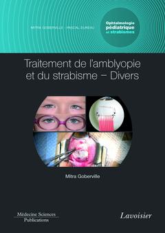 Couverture de l'ouvrage Traitement de l'amblyopie et du strabisme - Divers