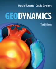 Couverture de l'ouvrage Geodynamics  , paper