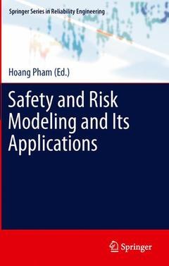 Cover of the book Safety and Risk Modeling and Its Applications