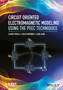 Cover of the book Circuit Oriented Electromagnetic Modeling Using the PEEC Techniques