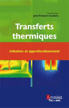 Couverture de l'ouvrage Transferts thermiques