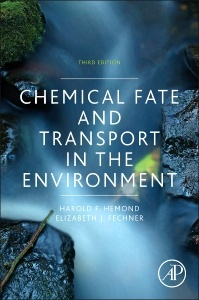 Cover of the book Chemical Fate and Transport in the Environment