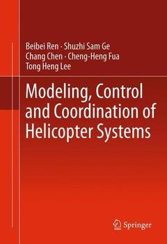 Cover of the book Modeling, control and coordination of helicopter systems