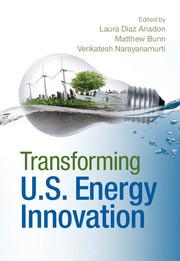 Couverture de l'ouvrage Transforming U.S. Energy Innovation