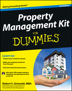 Cover of the book Property Management Kit For Dummies