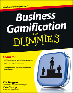 Cover of the book Business Gamification For Dummies