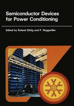 Cover of the book Semiconductor devices for power conditioning