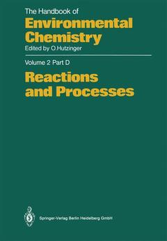 Cover of the book Reactions and Processes