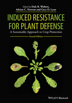 Cover of the book Induced Resistance for Plant Defense
