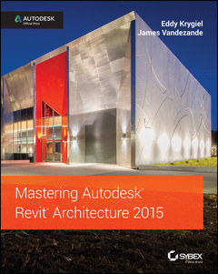 Cover of the book Mastering Autodesk Revit Architecture 2015