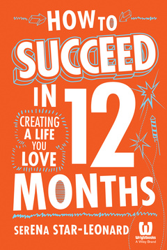 Couverture de l'ouvrage How to Succeed in 12 Months