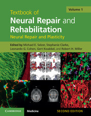 Cover of the book Textbook of Neural Repair and Rehabilitation